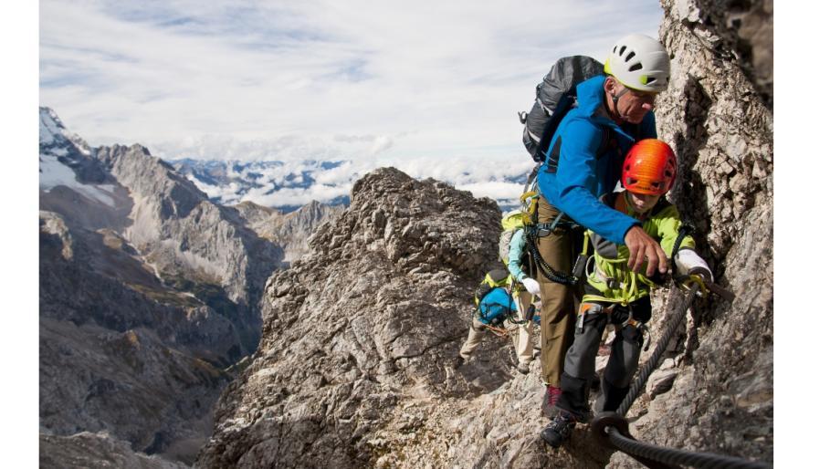 Beginnersgids: Klettersteigen
