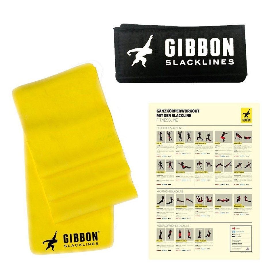 Gibbon Slackrack Fitness Edition