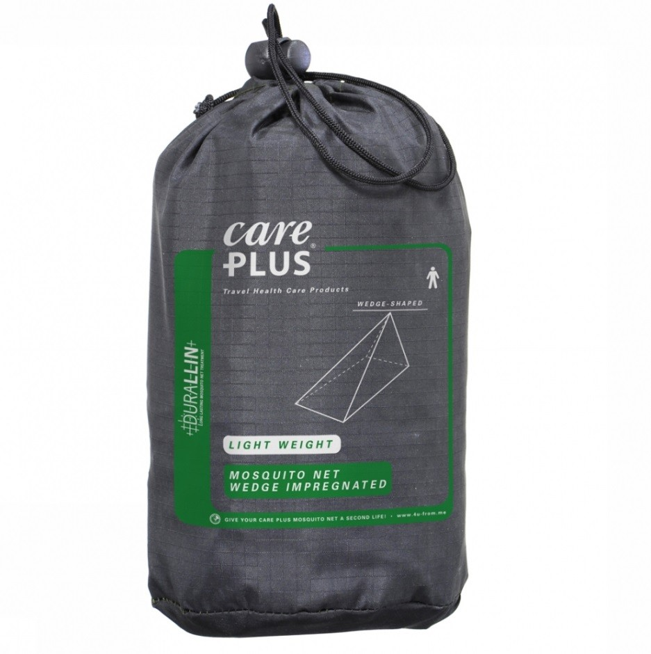 Care Plus Muskietennet Wedge Durallin