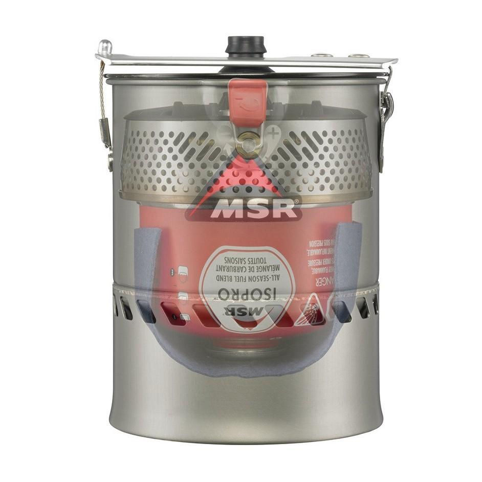 MSR Reactor 1,7L