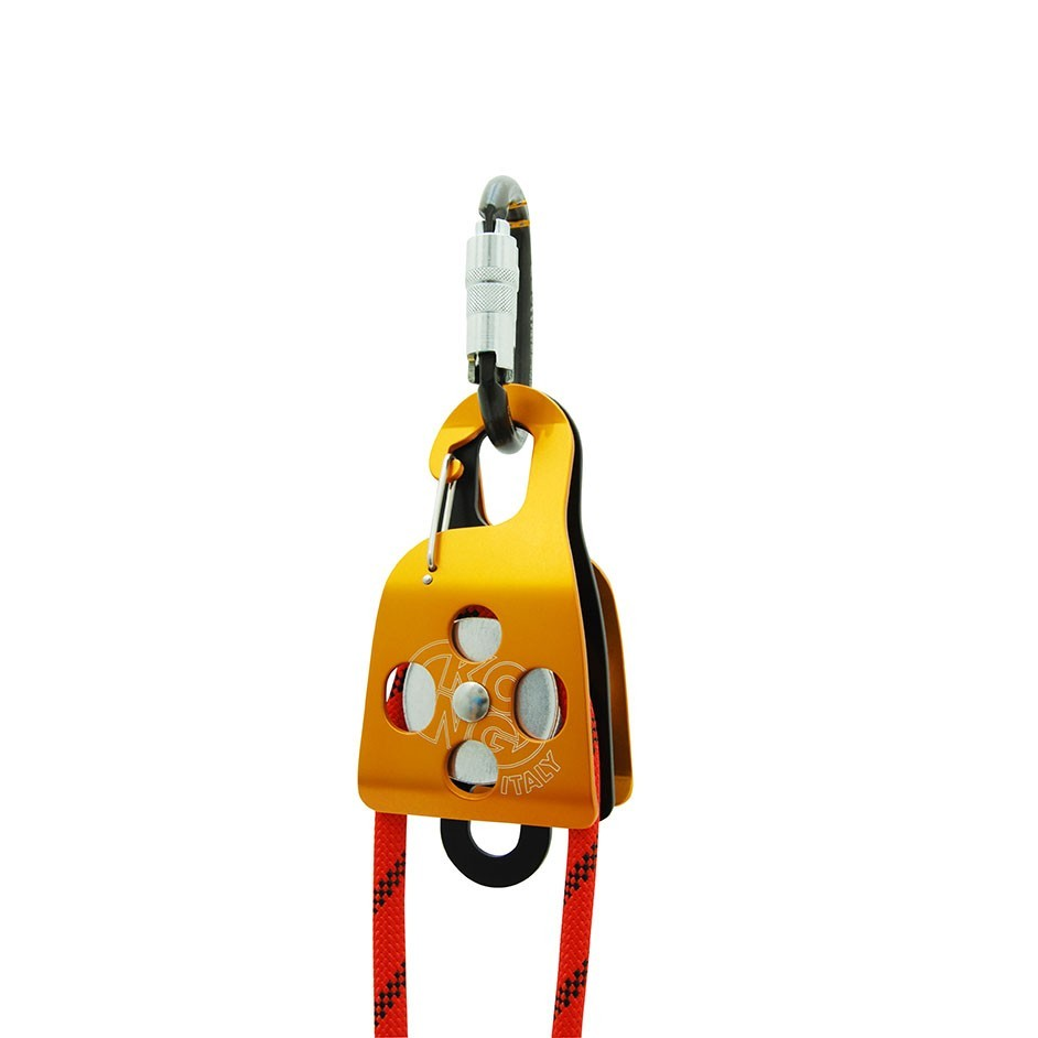 Kong Pulley Twin Wire