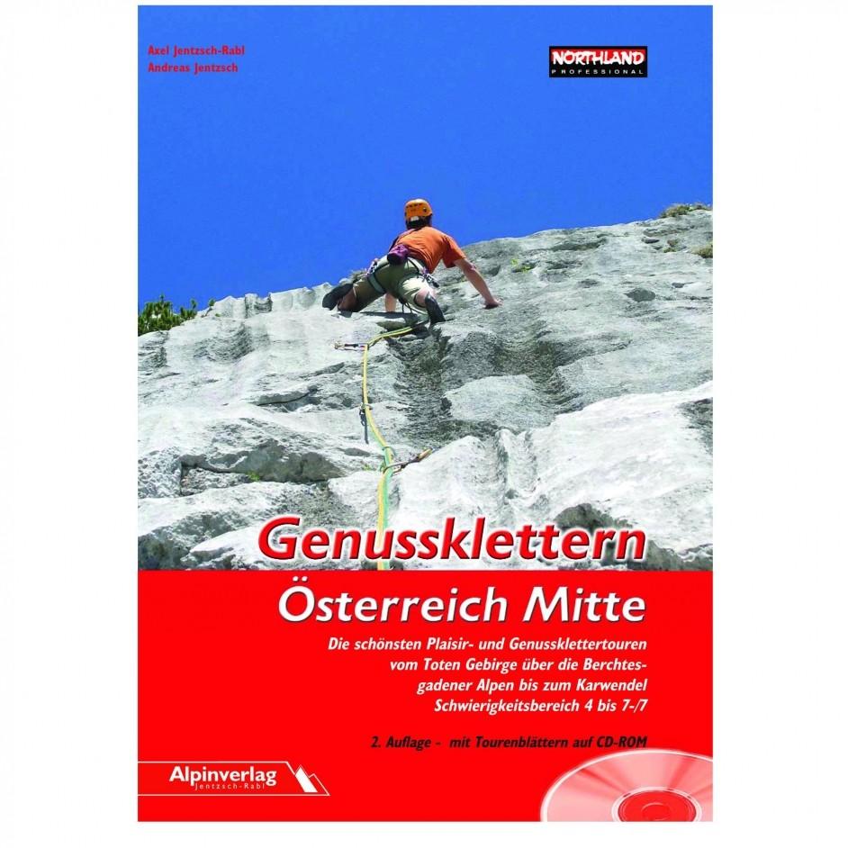 Alpinverlag Genussklettern Österreich Mitte