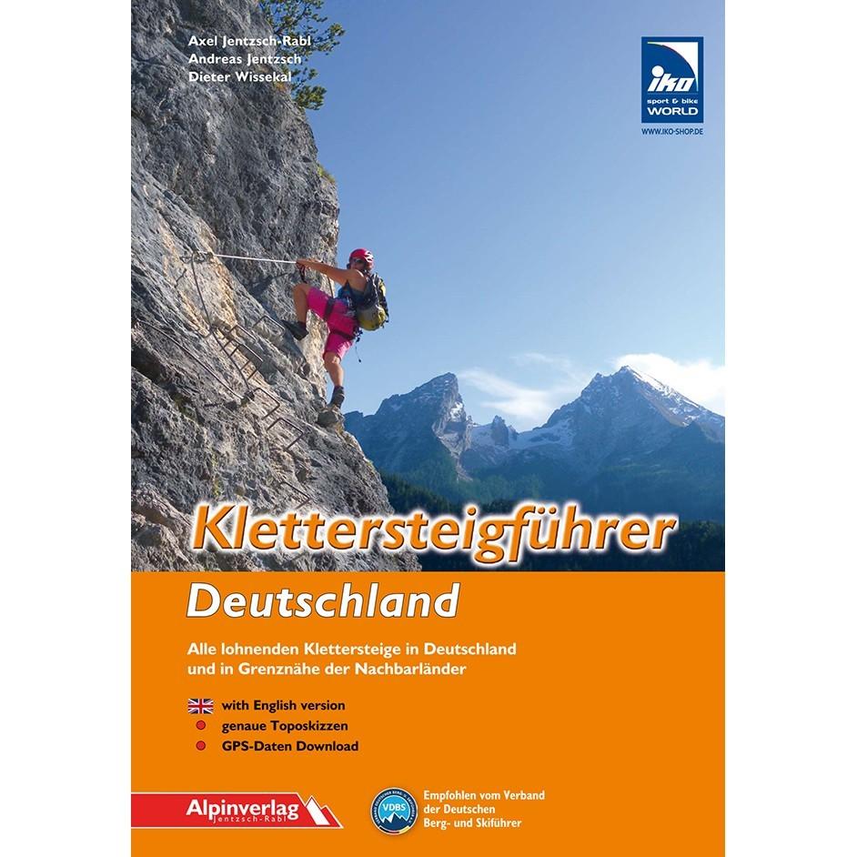 Alpinverlag Klettersteigführer Deutschland