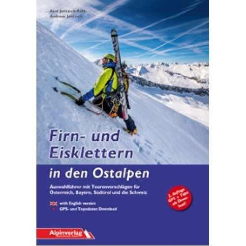 Alpinverlag Firn- und Eisklettern in den Ostalpen