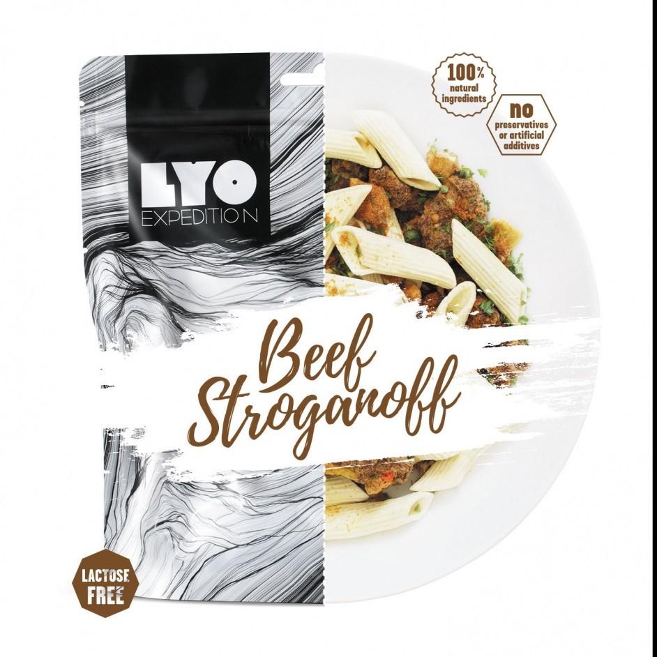 Lyo Food Stroganoff