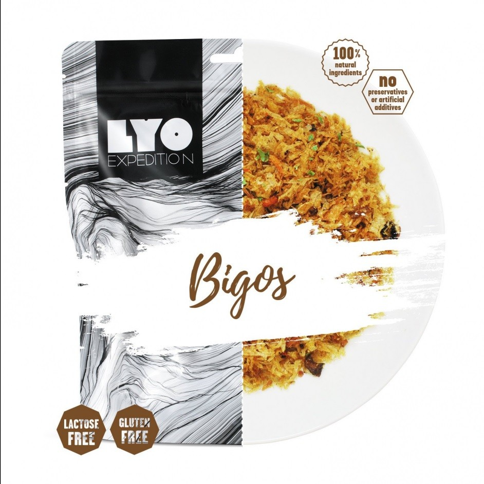 Lyo Food Poolse Maaltijd Bigos