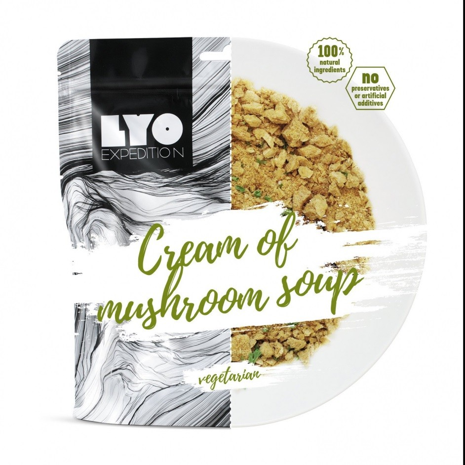 Lyo Food Champignonsoep