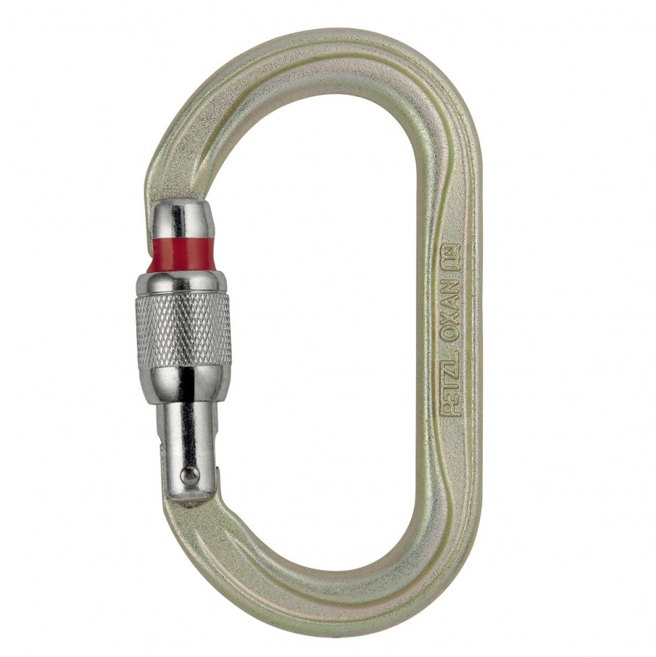 Petzl Oxan Screw Lock