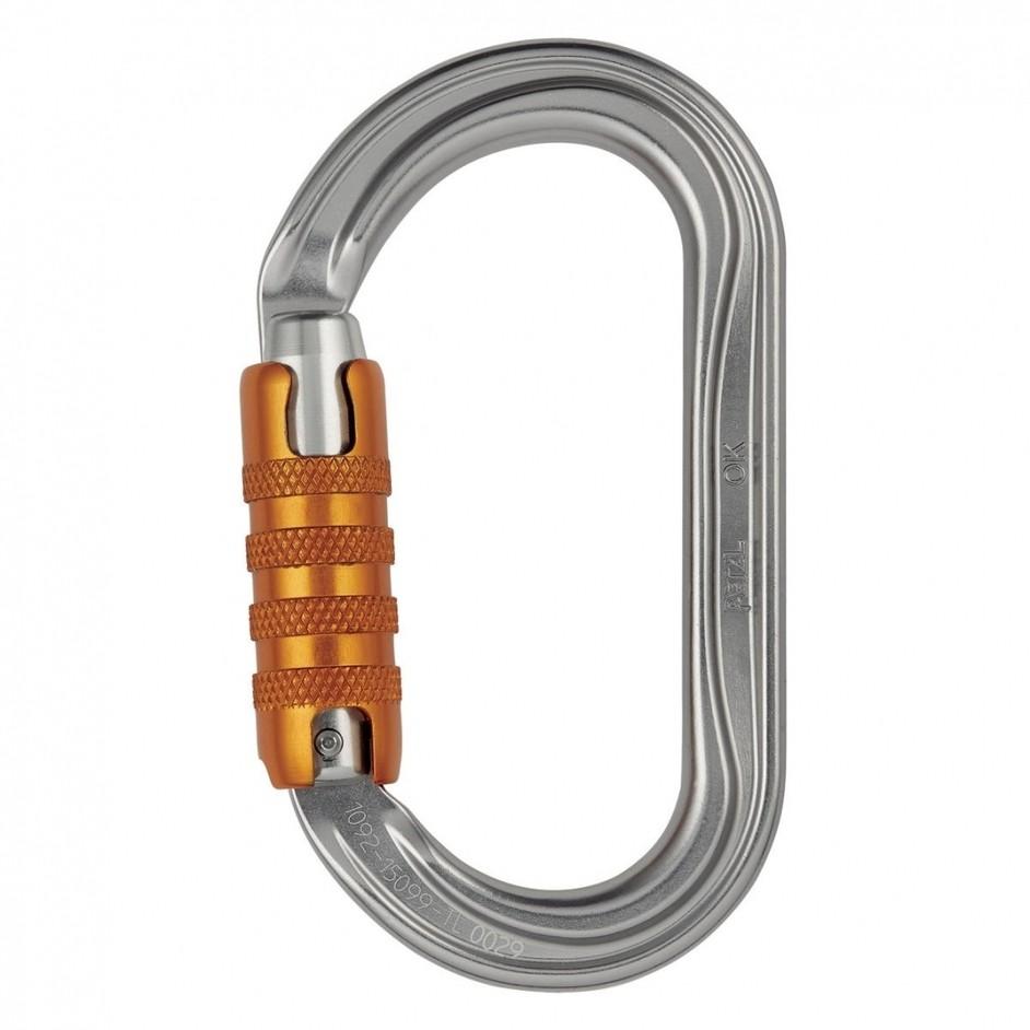Petzl OK Triact Lock