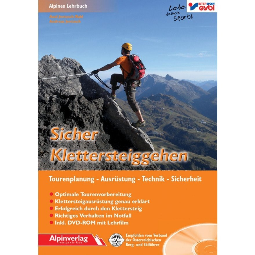 Alpinverlag Sicher Klettersteiggehen