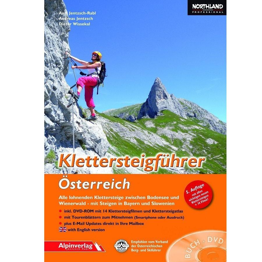 Alpinverlag Klettersteigführer Österreich