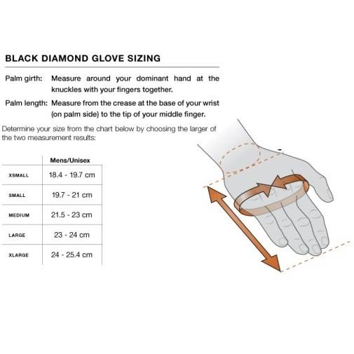 Black Diamond Mercury Mitt