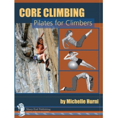 Michelle Hurni Core Climbing Pilates for Climbers
