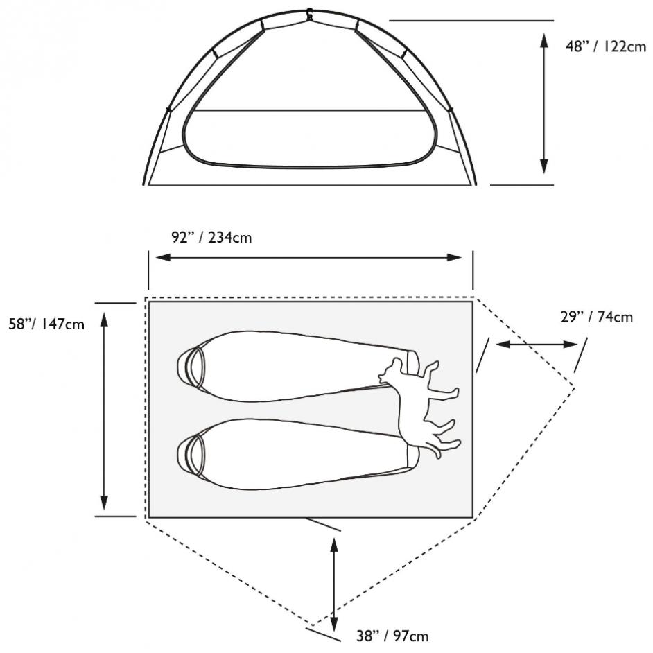 Mountain Hardwear Optic VUE 2.5