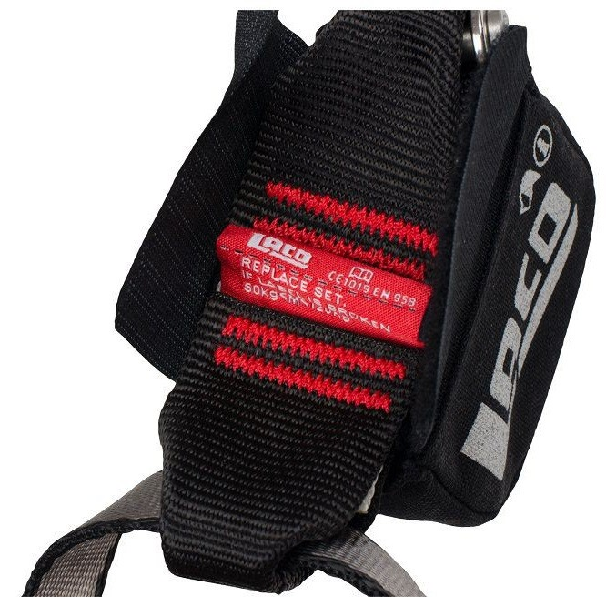 LACD Via Ferrata Set Evo Pro