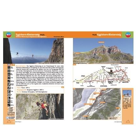 Alpinverlag Klettersteigführer Schweiz