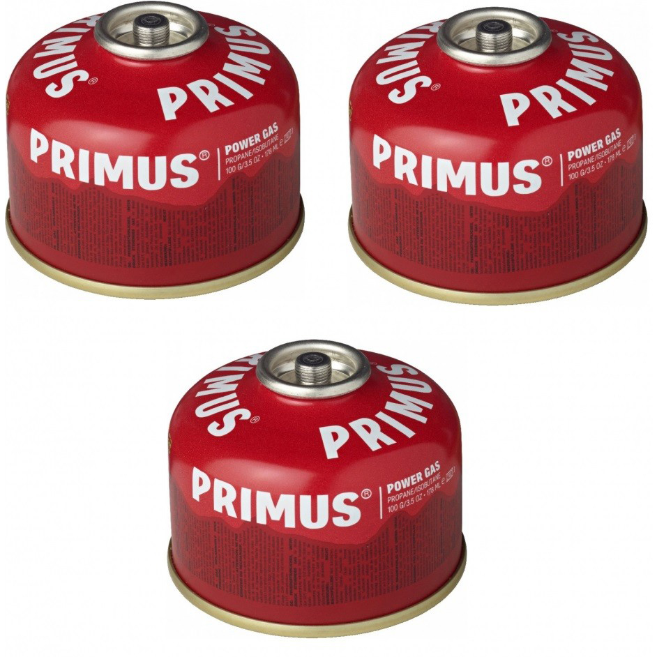 Primus Power gas 100 gram 3-Pack