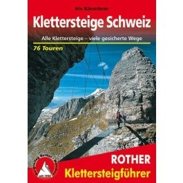 Rother Klettersteige Schweiz