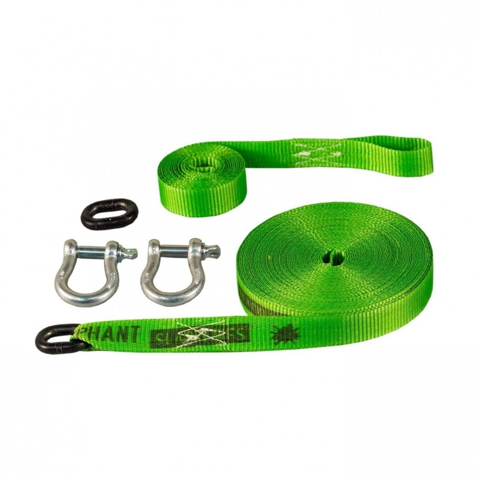 Elephant Slacklines Pocketline 13m