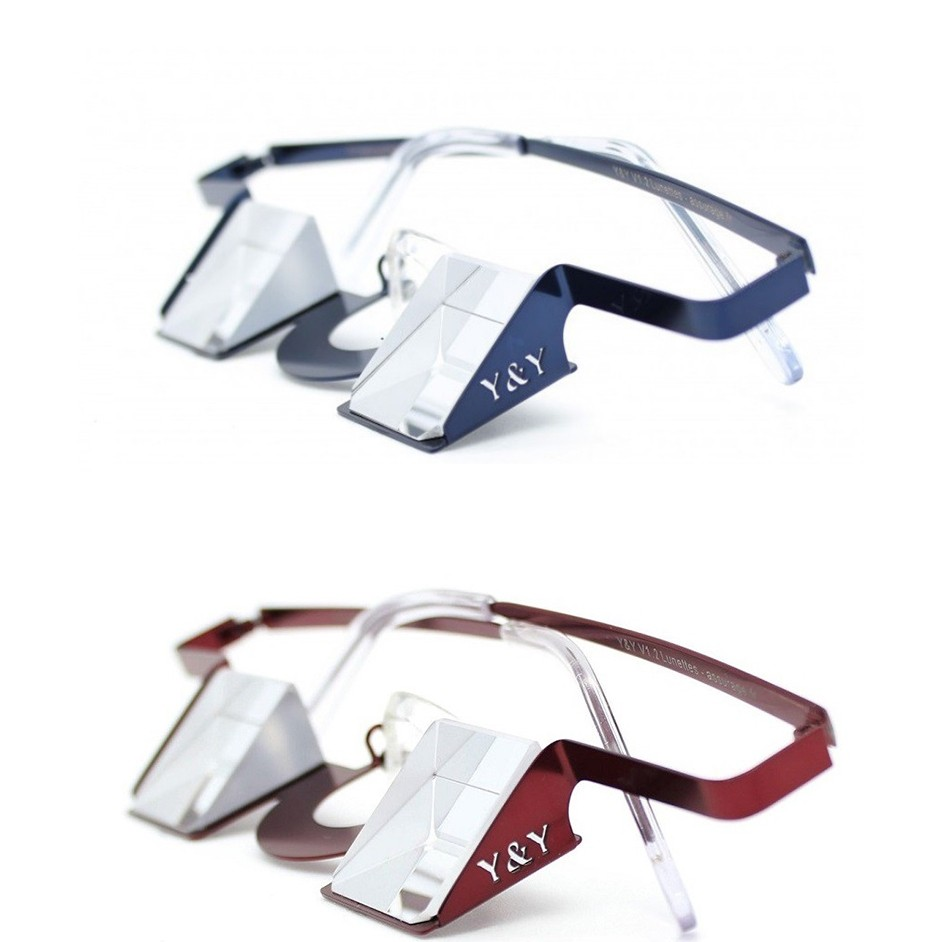 Y&Y Vertical Belay Glasses Colorful